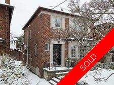 South Leaside Detached for sale:  3 bedroom  (Listed 2011-03-08)